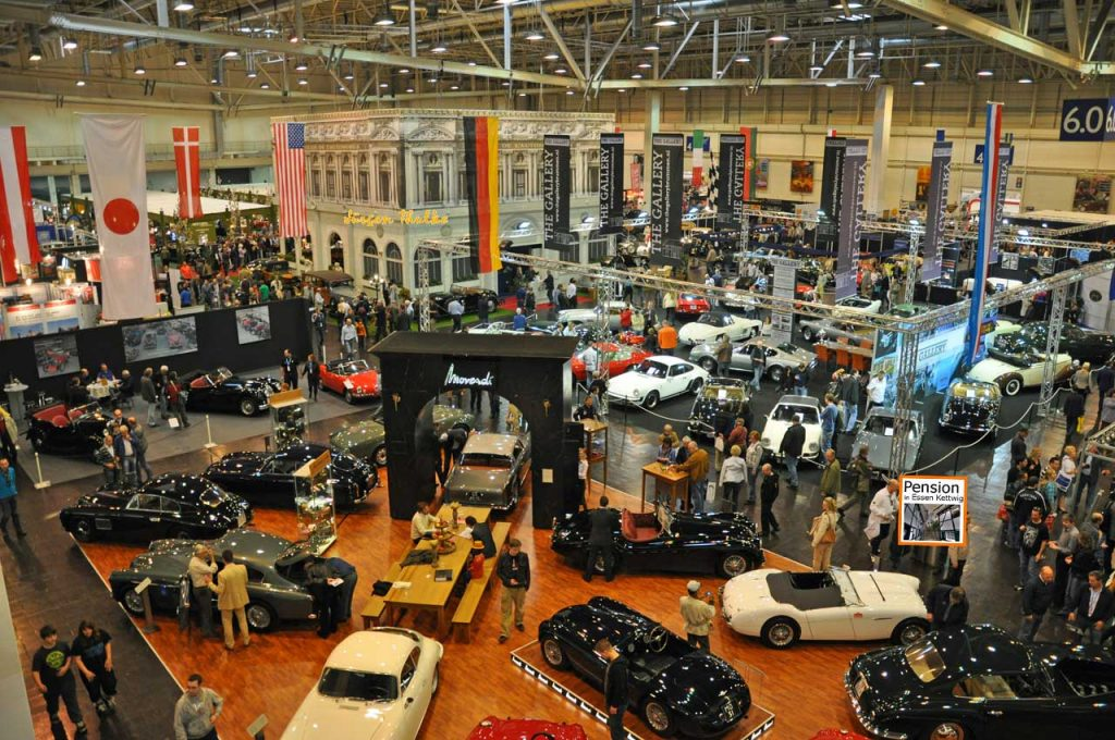 Techno Classica in Essen 2011