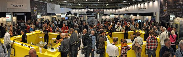 Messe Nikon Solutions - Panorama