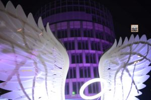 Light Festival Angels of Freedom - messezimmer-essen.com
